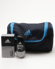 Adidas Dynamic Pulse After Shave Roll On Toiletry Bag