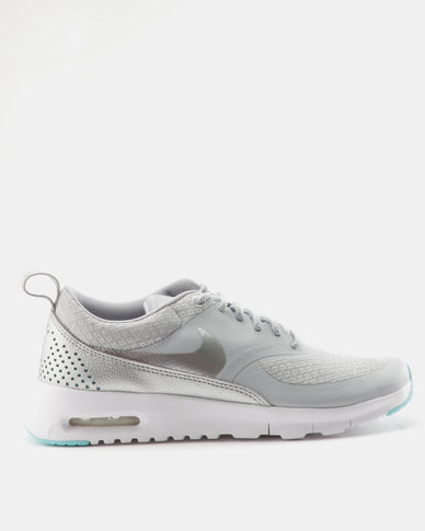newest 9f59f aff6d Nike Air Max Thea Grey   Zando