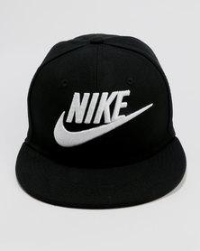 Nike Youth True Cap Futura Black