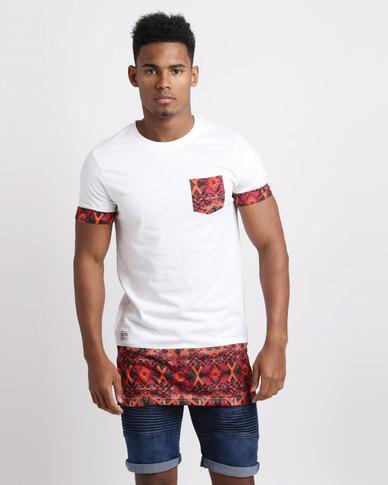 Klevas Curtis T-Shirt White