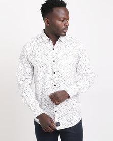 K7Star Rothman Shirt White