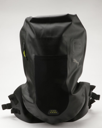 Puma Performance PR Waterproof Backpack Black  feb124ec6dfc
