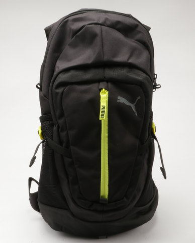 1bafe58d175e Puma Performance Apex Pacer Backpack Black
