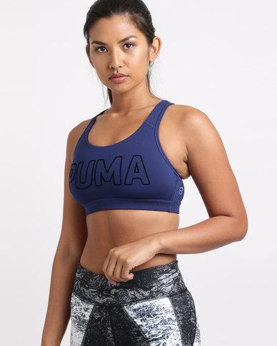 Puma Performance PWRSHAPE Forever Logo Blue