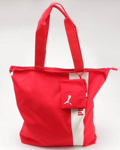 Puma Core Style Shopper Toreador-Marshmallow  67a0a1408ca03