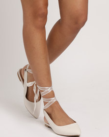 Call It Spring Welaria Flats White