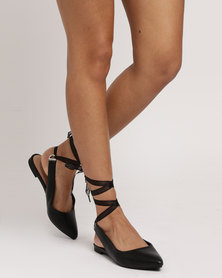 Call It Spring Welaria Flat Shoes Black