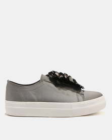 Call It Spring Whitemar Low Cut Sneakers Silver