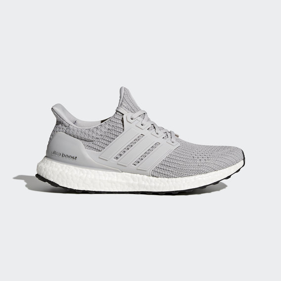 Tax Free Adidas Ultra Boost 4.0 Grey Two