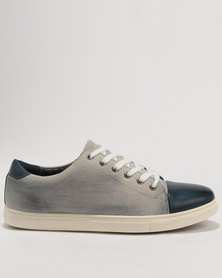 Bata Mens City Casual Sneaker Grey