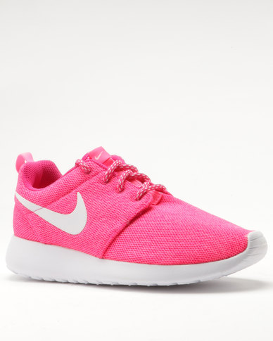 official photos 96525 949a9 Nike Roshe One Pink   Zando