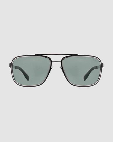Slaughter & Fox Diamond District Unisex C2 Sunglasses Road Trip Blue