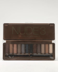 BYS 12 Palette Eyeshadow Tin Nude 3 12g