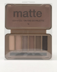 BYS On The Go Eyeshadow Matte 5g