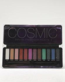 BYS 12 Palette Eyeshadow Tin Cosmic 12g