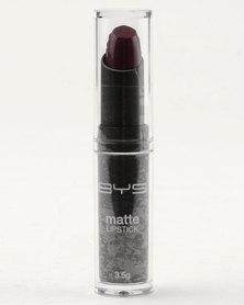 BYS Matte Lipstick Purple Dawn 3.5g