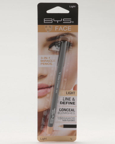 BYS 3-in-1 Miracle Pencil Light 1g
