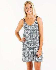 Roxy Sunburnt Land Dress Multi
