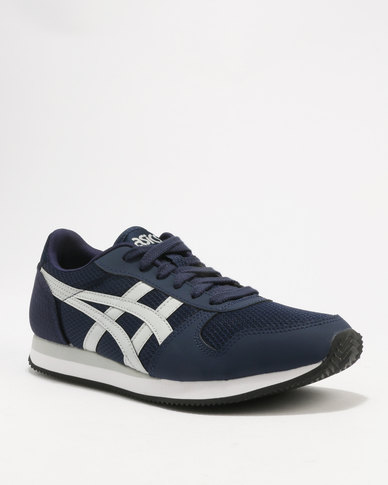 Asics Tiger Curreo II Peacoat Glacier Navy