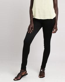 Legit Portia Push Up Jeans Black
