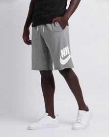 Nike M NSW Short FT GX Franchise White