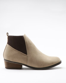 Dolcis Janet Boot Sand