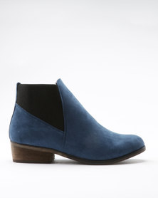 Dolcis Janet Boot Blue