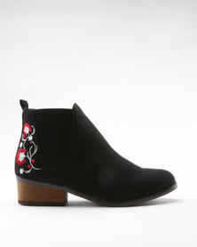 Dolcis Jean Boot Black