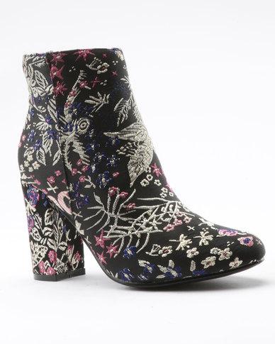Dolcis Florine Boot Black