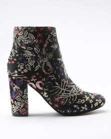 Dolcis Florine Boot Black