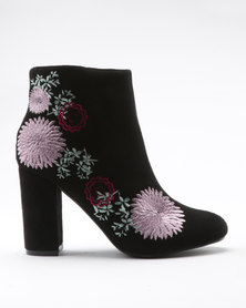 Dolcis Felicity Boot Black
