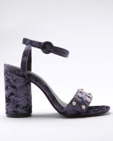 Dolcis Blanche Heel Purple