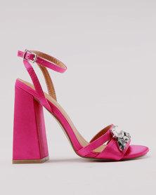 Public Desire Harrow Hot Pink
