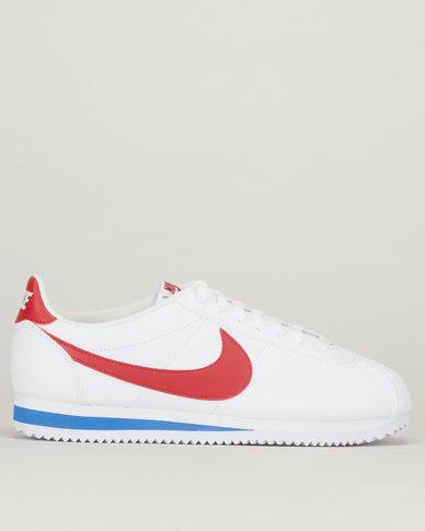 Nike Classic Cortez Leather Sneaker Multi