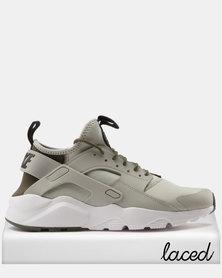 Nike Air Huarache Run Ultra Men's Shoe Pale Grey