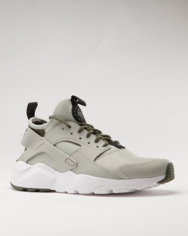 Nike Air Huarache Run Ultra Men's Shoe Pale Grey