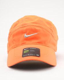 Nike Performance U Nike Dry Spiros Dri-Fit Cap Orange