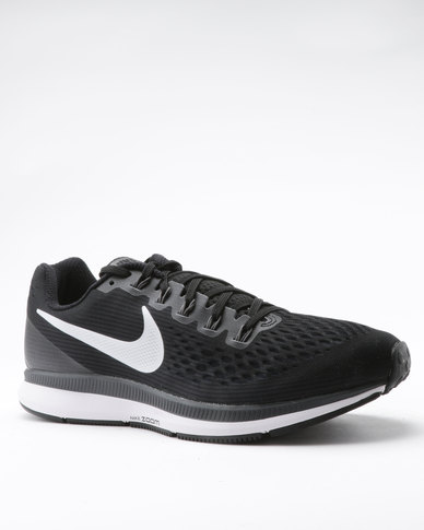 765a314c80fe Mens Nike Air Zoom Pegasus 34 Running Shoe Black