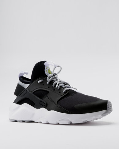 info for 7c11c e2560 Nike Air Huarache Run Ultra Sneaker Black White   Zando