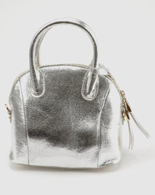 Joy Collectables Bowling Bag Silver