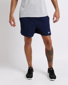 Nike Performance Mens Nike Flex Challenger Shorts Binary Blue Thunder