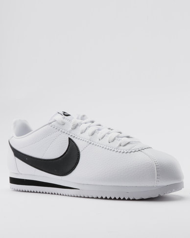 93ed5c77c96 Nike Classic Cortez Leather Sneakers White