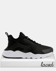 Nike Womens Air Huarache Run Ultra Black/White