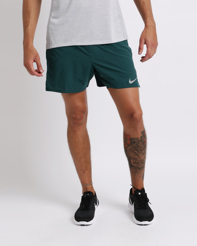37e289ee97 Nike Performance Distance 2-in-1 Men s Flex Running Shorts Teal