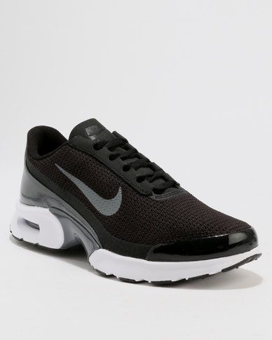 new product 58198 091fc Nike Womens Air Max Jewell Black Dark Grey White   Zando