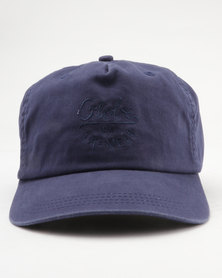 Globe Myles Snap Back Blue