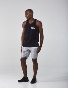 CUSTOM Core Vest – Black