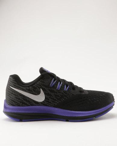 df97b8b909 Nike Performance Womens Zoom Winflo 4 Black