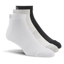 Sport Essentials Unisex Ankle Sock 3P