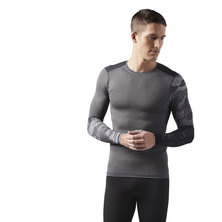 Activchill Graphic LS Compression Tee